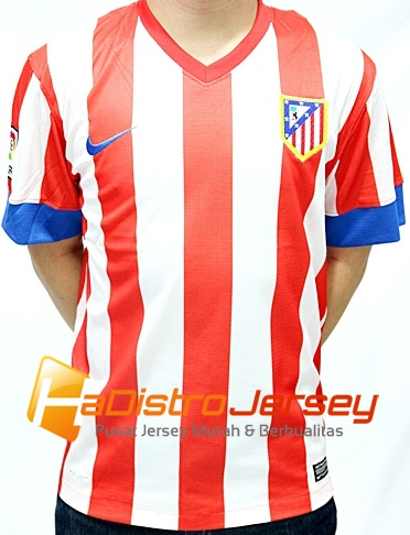 Toko Jersey Bola HADISTROJERSEY menjual READY STOK Jersey Grade Ori Atletico Madrid Home 2012/2013 $15 http://goo.gl/iTZwt