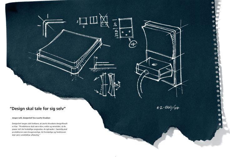 Lauritz Knudsen - Bo Bedst #otteogtyvetres #kundeco #artdirection #print