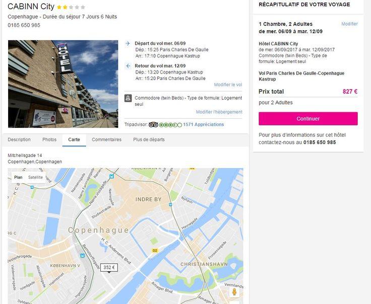 Le moins cher pour Copenhague : Cabinn City, petit mais plutôt bien noté : https://www.tripadvisor.fr/Hotel_Review-g189541-d338239-Reviews-Cabinn_City_Hotel-Copenhagen_Zealand.html