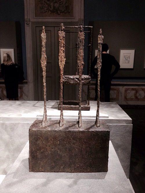 Alla Galleria d'Arte Moderna - GAM di #Milano la grande #mostra dedicata a uno dei più importanti artisti e scultori del Novecento: Alberto Giacometti... http://www.milanofree.it/201411305457/eventi/mostre/alberto_giacometti_sculture_dipinti_e_disegni.html