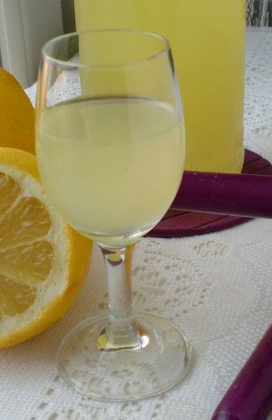 Cytrynówka - szybka i pyszna nalewka