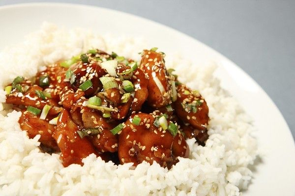 Weight Watchers Sesame Chicken | KitchMe