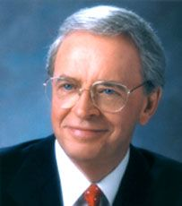 Charles Stanley a wonderful teacher of The Word who lives what he teaches