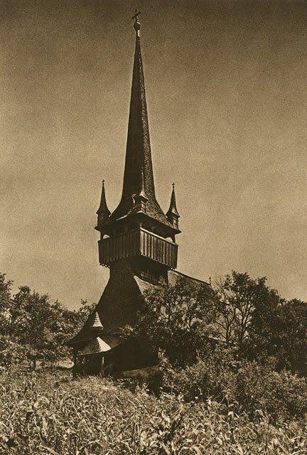 Aschileul Mic - Biserica de lemn