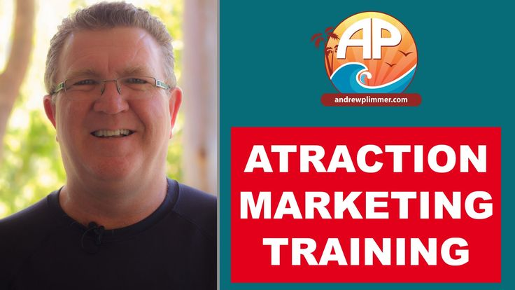 Attraction Marketing Training That Will Help You Get More Leads - http://www.AndrewPlimmer.com/the3minuteexpert Attraction Marketing Training is being embrac...