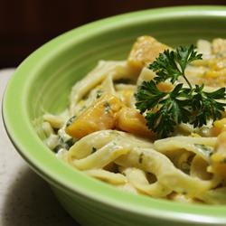 Pasta with Butternut Squash and Sage | Recipes | Pinterest