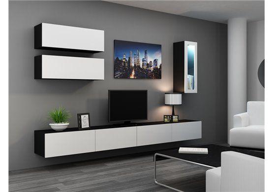 Wall-hung Design TV Cabinet - BINI • 413€ •