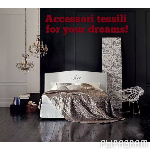 Velvets and satin for your quilted dreams! Enjoy a luxurious bedroom decor with us <3 http://flipagram.com/f/M85x22rjp6