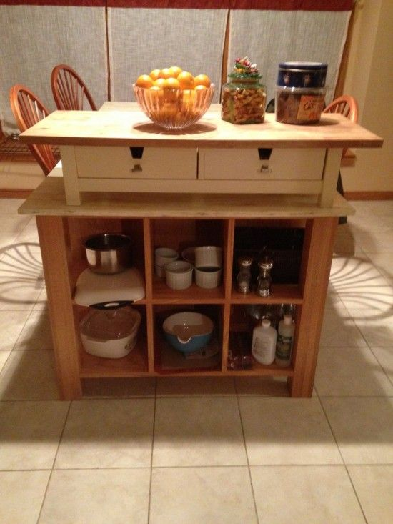 Kitchen Island Table Combo kitchen island table combo - kitchen contemporary wooden varnished