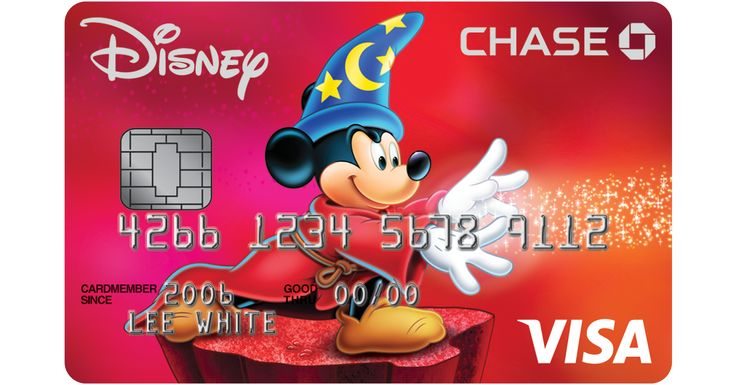 Create magical memories on your next vacation with the Disney Visa® Card. Save on dining, merchandise and more with perks at Walt Disney World® Resort.