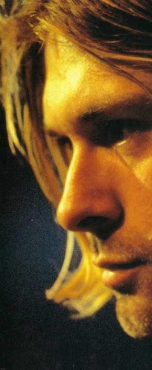 Punk is musical freedom. It's saying, doing and playing what you want. In Webster's terms, 'nirvana' means freedom from pain, suffering and the external world, and that's pretty close to my definition of Punk Rock.  -Kurt Cobain. <3