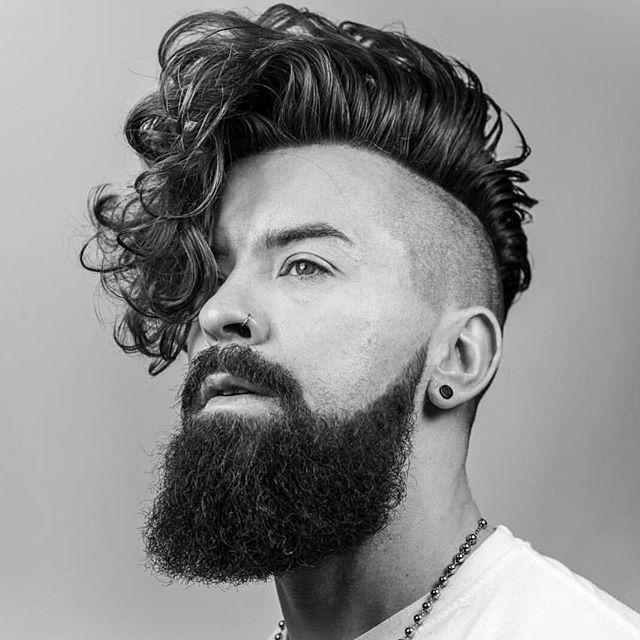 @rossoliversmith #beard #beardgang #beards #beardeddragon #bearded #beardlife #beardporn #beardie #beardlover #beardedmen #model #blackandwhite #beardsinblackandwhite styled by @braidbarbers Please all follow @thebeardmag, an online beard magazine dedicated to Lifestyle and Grooming features, plus much more! www.thebeardmag.com