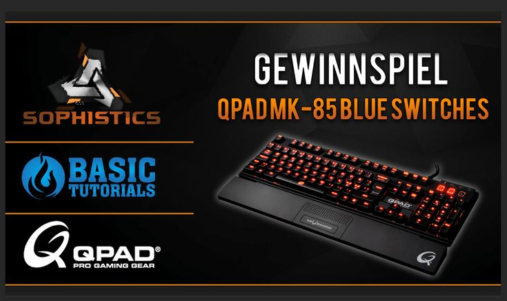 nice Win a Qpad MK-85 mechanical keyboard worth 150 €! {DE CH AT} (7/24/2016) #giveaway #sweeps #win Check more at http://time4giveaways.com/2016/07/23/win-a-qpad-mk-85-mechanical-keyboard-worth-150-e-de-ch-at-7242016-giveaway-sweeps-win/