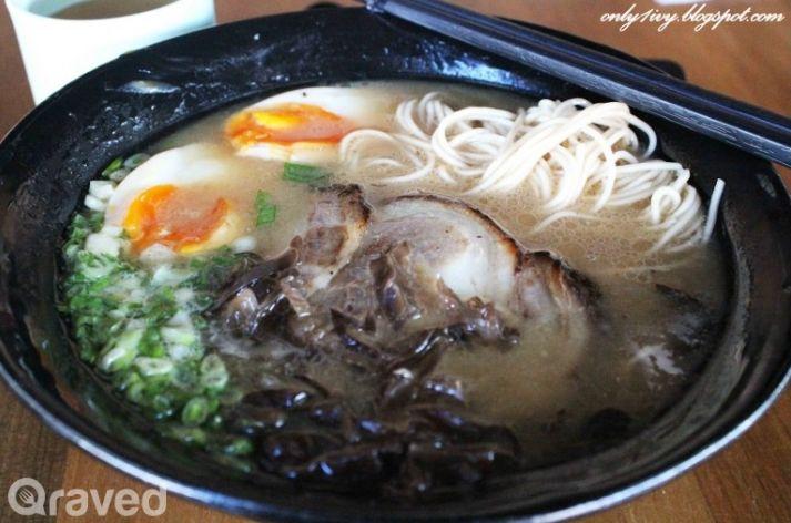 Ohka Ramen #foodporn #restaurant #ramen #jakarta #culinary