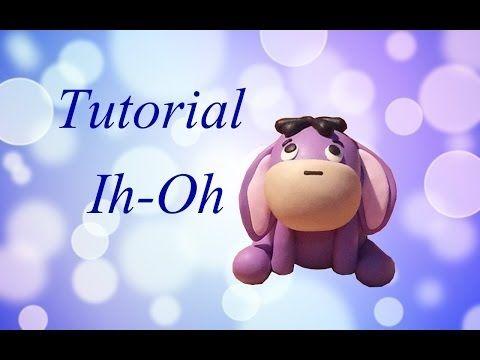 ✿ Ih-Oh - Polymer Clay Tutorial ✿ - YouTube