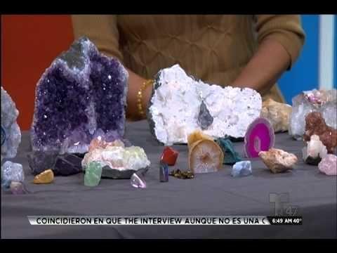 Piedras energeticas para atraer las buenas energías!