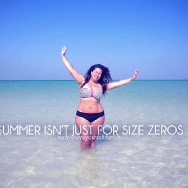 bea1269a91c I LOVE THE PEOPLE WHO MAKE THESE PHOTO QUOTES , I'm Not skinny but I'm not  overweight so these kinds of quotes make … | FATshionistas - Plus Size  Style ...