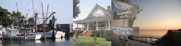 The Village of Oriental   Living in Oriental, North Carolina