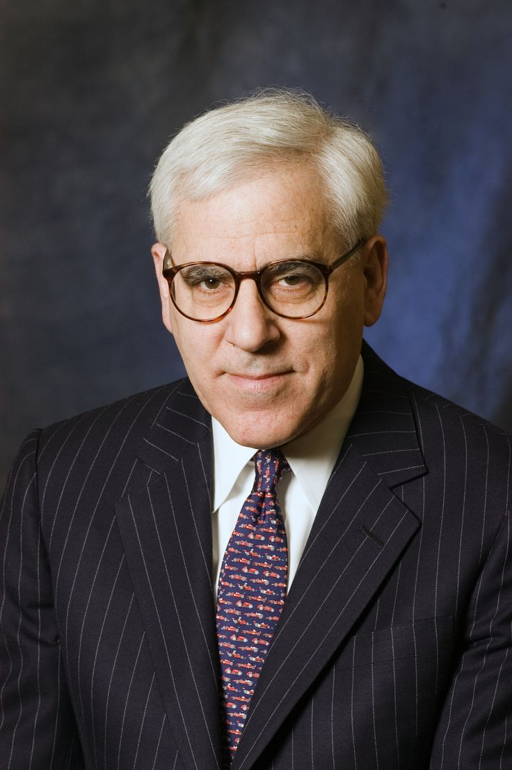 David Rubenstein: Co-Founder of the Carlyle Group
