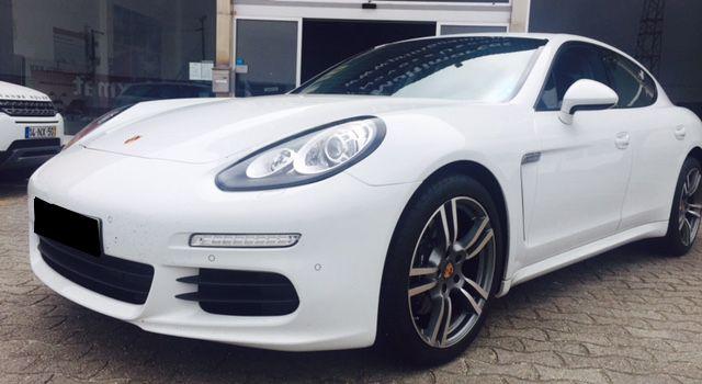 Porsche Panamera Diesel - Ano 2015