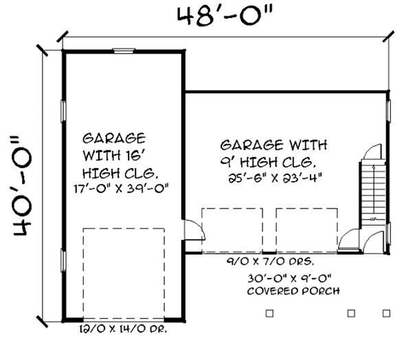 27 Best Images About Rv Garages On Pinterest House Plans