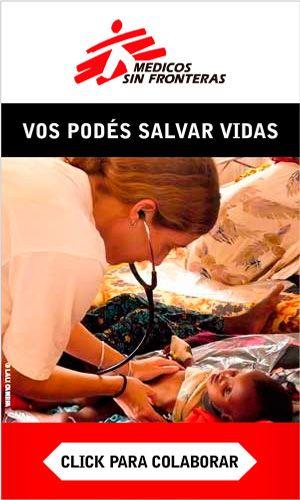 Medicos Sin Fronteras - Septiembre2015 - Diario Uno - 300x500