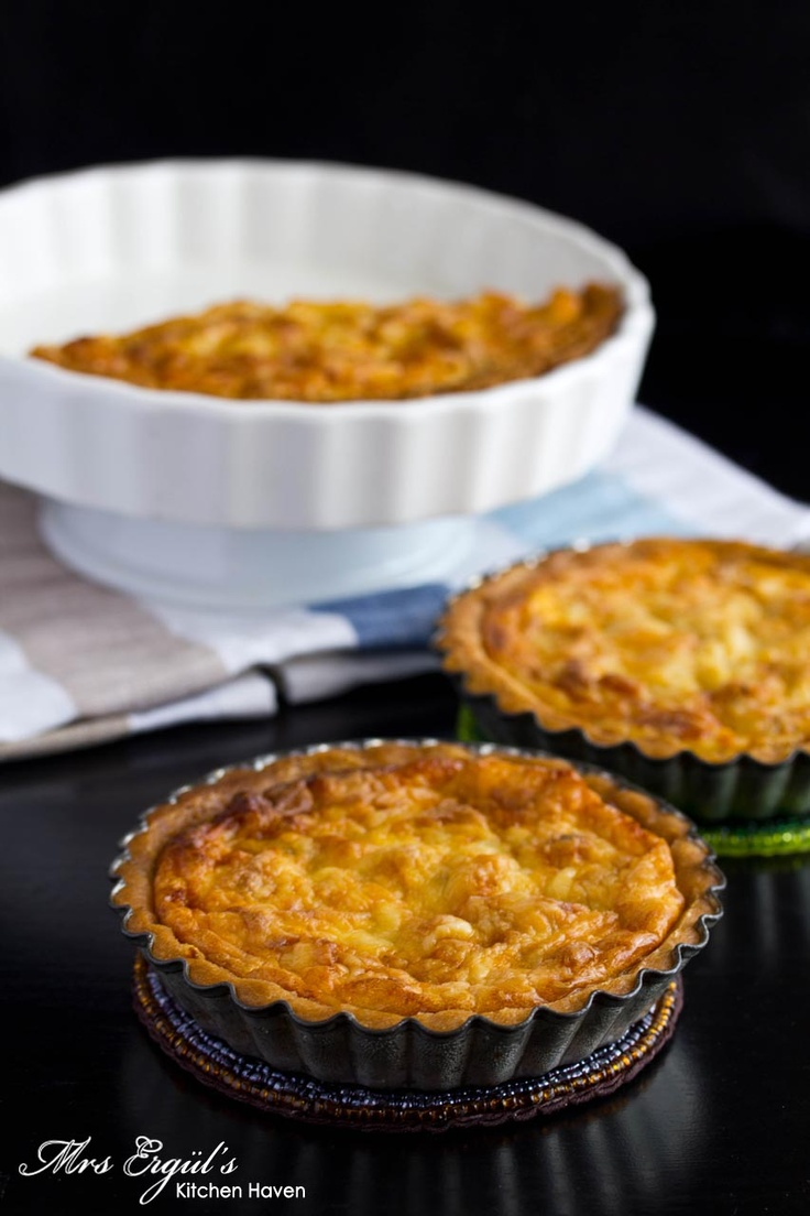 Cauliflower Caramelized Onion Quiche. Up the ante by shaving fresh ...