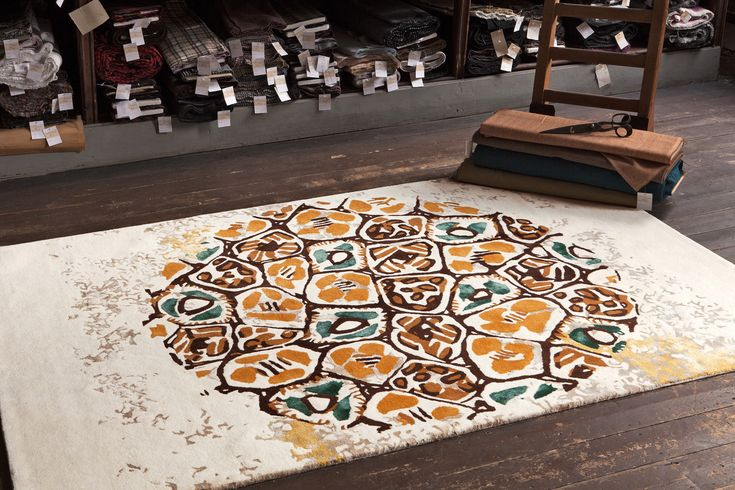 COLLECTION MOSAIC - Nos collections de tapis design et contemporains - Serge LESAGE