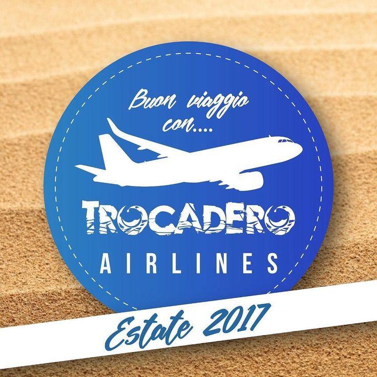 Noi siamo pronti per il decollo !!! #Trocadero#bordighera#festa#summer2017#consolle#dj#musica#cocktail#serate#instagram#djlife#spiaggia#instalike#instadj#divertimento#seratetop#liguria#