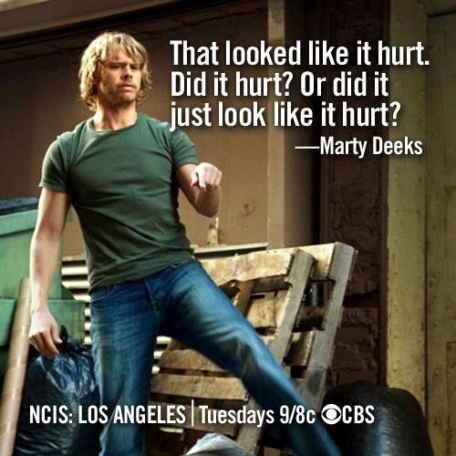 Marty Deeks                                                                                                                                                                                 More