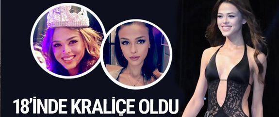 'Best Model Of Turkey' yarışması Kıbrıs'taki Rocks Hotel'de önceki akşam yapıldı. Yarışmada Aslıhan Karalar (18) ile Efe Sorarlı (17) birinci seçildi.