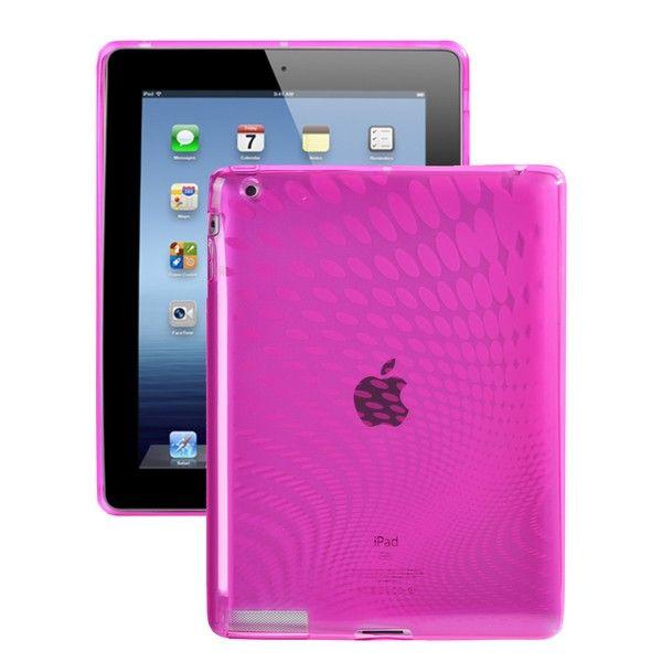 Electron Wave Ver. II (Het Rosa) iPad 3/iPad 4-Skydd