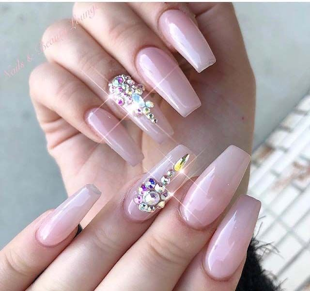 Newest Acrylic Nail Designs Ideas 2019