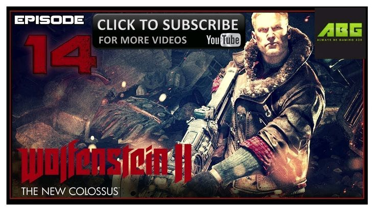 Watch Wolfenstein 2 The New Colossus Walkthrough Live Gameplay Lost At Sea Part 14 On Youtube Https Www Youtube The New Colossus Wolfenstein Wolfenstein 2