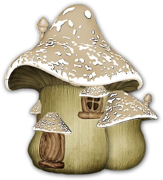 Perfect Douce Nuit. Mushroom CraftsMushroom HouseBaby ...