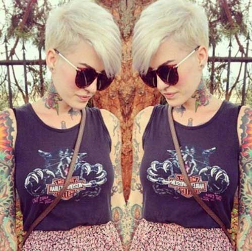 30+ Best Blonde Pixie Cuts | Haircuts