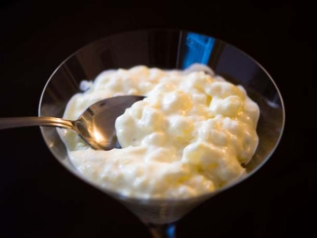 I love the simplicity of homemade tapioca pudding, the delightful milk-based custard thickened with the excess tapioca starch from hundreds of slightly chewy tapioca pearls. If you're planning to make tapioca, the hardest part is waiting for the tapioca pearls to soak. Plan accordingly.