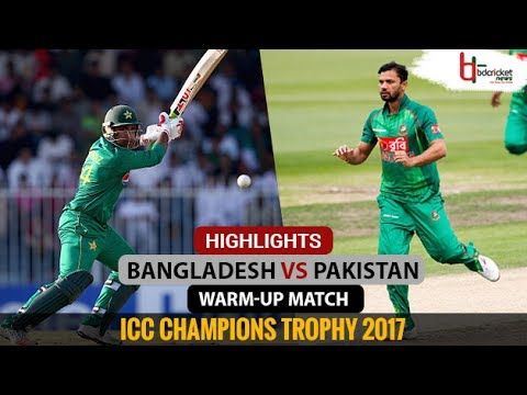 [Highlights] - Bangladesh Vs Pakistan Warm Up Match, 27.05.2017 - http://crickethq.net/highlights-bangladesh-vs-pakistan-warm-up-match-27-05-2017/