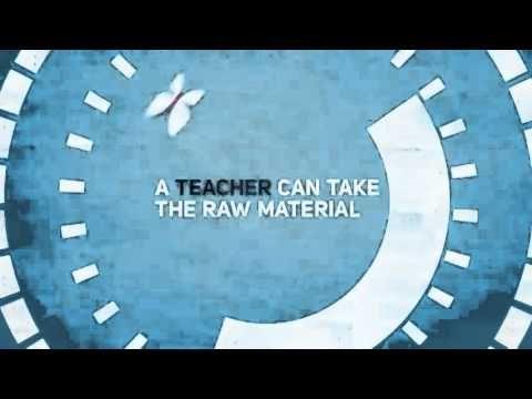 """Mooi filmpje waarin het veelzijdige beroep van leerkracht, in het kader van """"de…"""