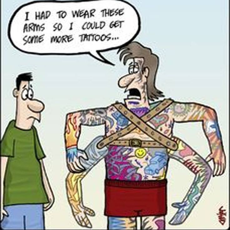 207 Best Funny Tattoo World Images On Pinterest
