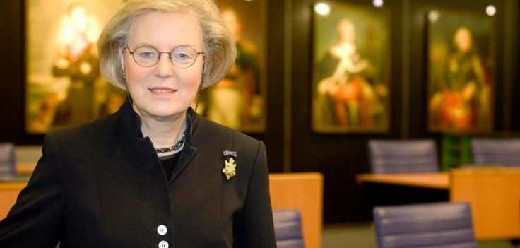 Vanaf 1 oktober 2003 was Hanja Maij-Weggen (CDA) commissaris van de koningin in Noord-Brabant. Per 1 oktober 2009 ging zij met pensioen en werd zij opgevolgd door partijgenoot Wim van de Donk.