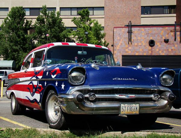 Classic Car Rental Longview Texas