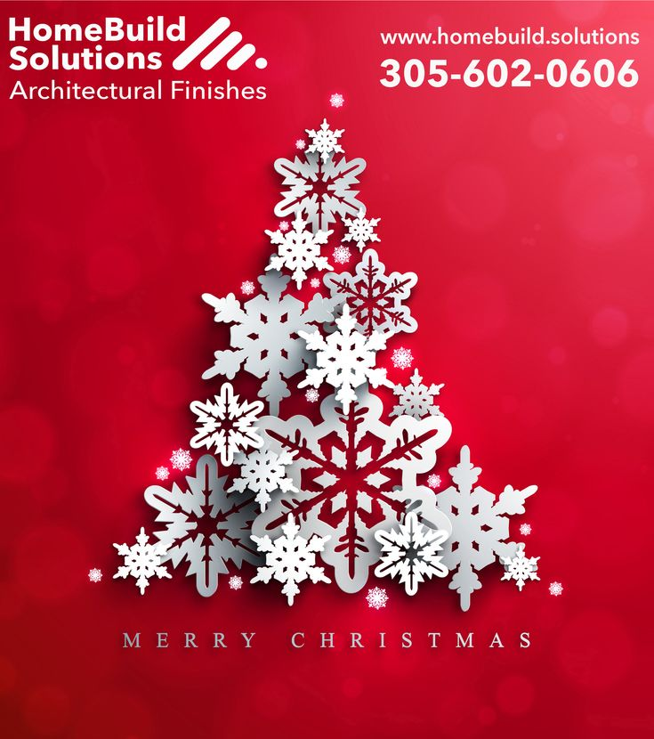 Happy Holiday from HomeBuild Solutions