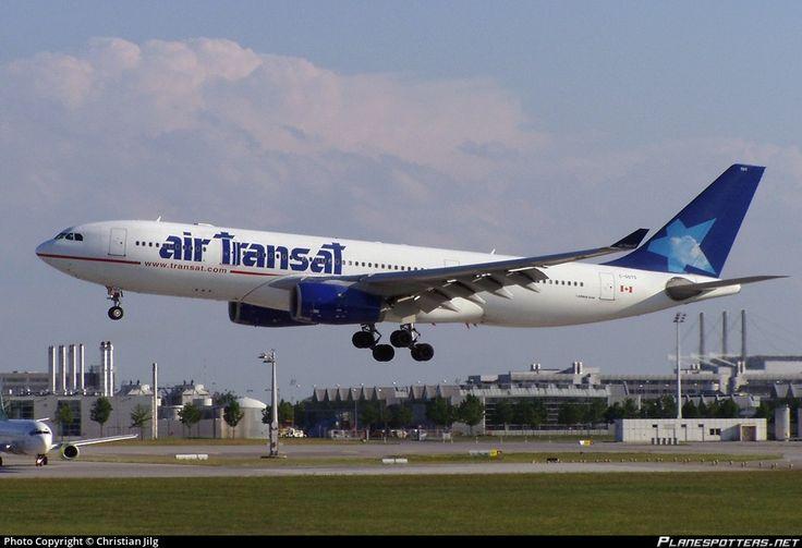 C-GGTS Air Transat Airbus A330-243 photographed at Munich - Franz Josef Strauss (MUC / EDDM) by Christian Jilg
