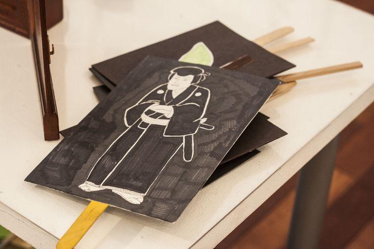 Sample tachi-e   RESOBOX Gallery