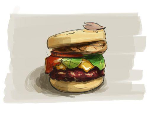 burger / 2015
