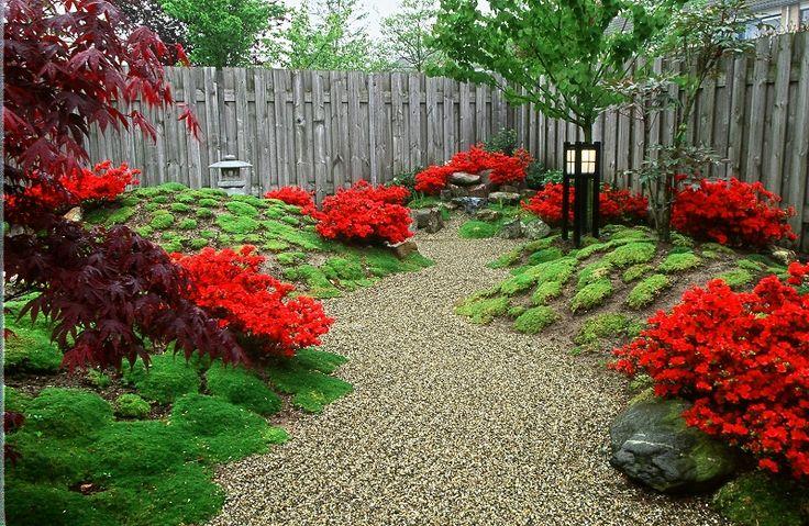 Kare San Sui Tuin Aangelegd Door Sono Japanse Tuinen