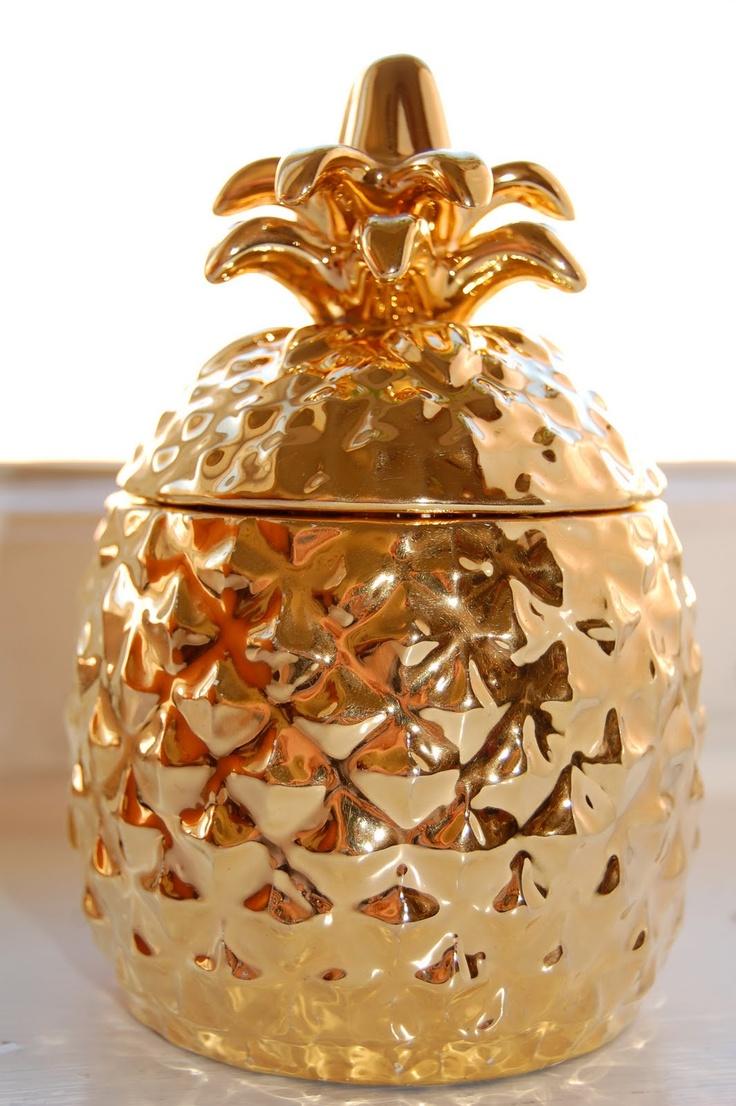 Ananas Guldkroken Hjo