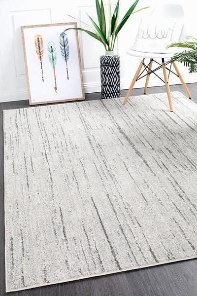 We love the soothing neutral tones of this beautiful rug: Luna 424 Grey Beige Abstract Patterned Modern Rug. Non shedding, and soft under foot, this rug is the perfect addition to a relaxing space in your home. Available in the following sizes: 230 x 160cm: $297.99 290 x 200cm: $427.99 330 x 240cm: $577.99 400 x 300cm: $947.99 300 x 80cm: $227.99 400 x 80cm: $297.99