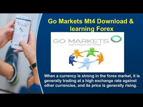 Learning Forex Go Markets Mt4 Download Forex Learning Marketing